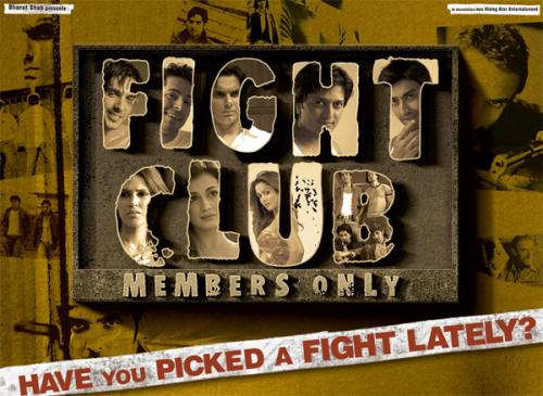 Movies With Full Fight Club Members Only