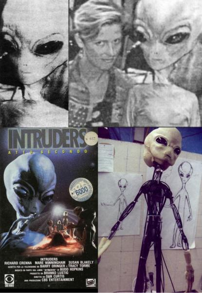 an analysis of the movie the intruder