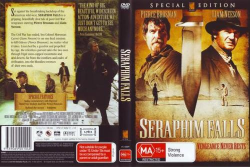 seraphim falls movie reviews analysis questions and