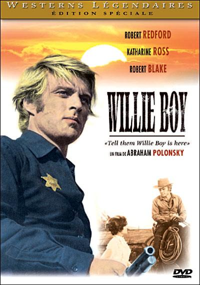 the last great manhunt of the west in tell them willie boy is here a film by abraham polonsky